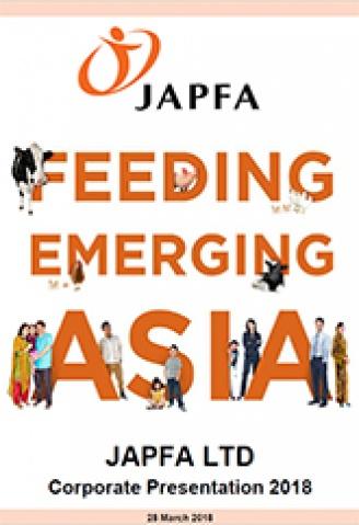Japfa Growing Towards Mutual Prosperity